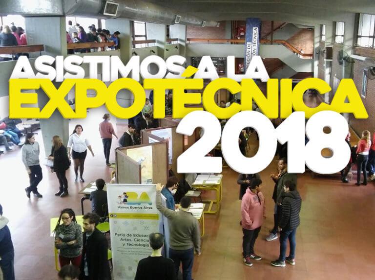 Asistimos a la Expotécnica 2018