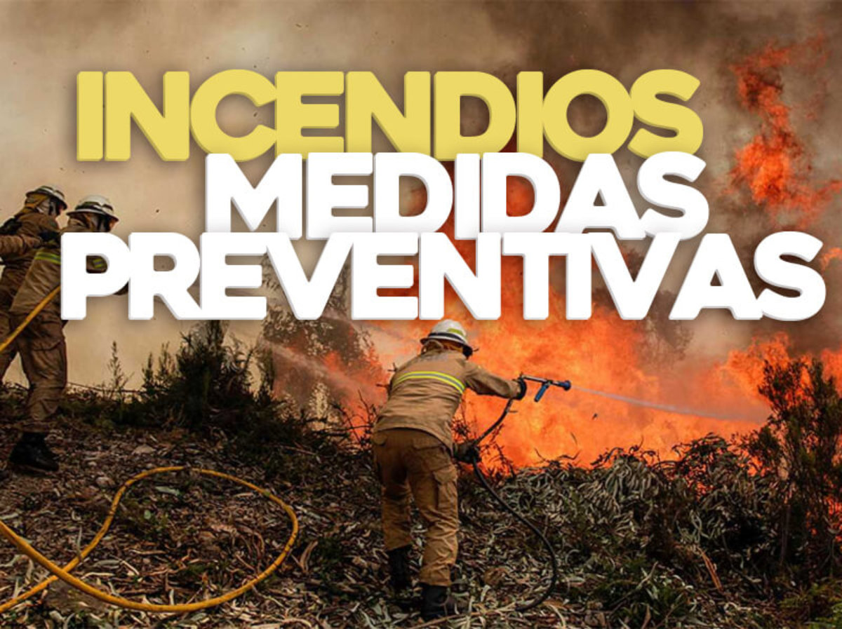 Incendios: Medidas Preventivas
