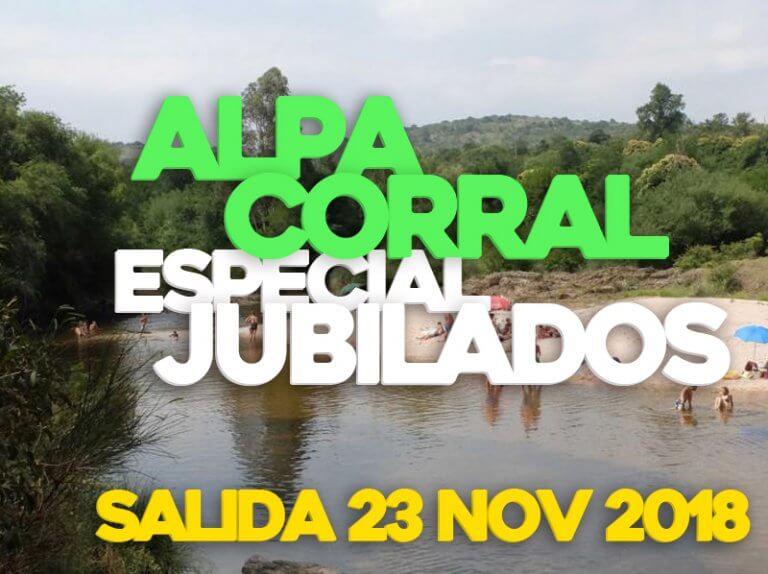 Alpa Corral – Especial Jubilados