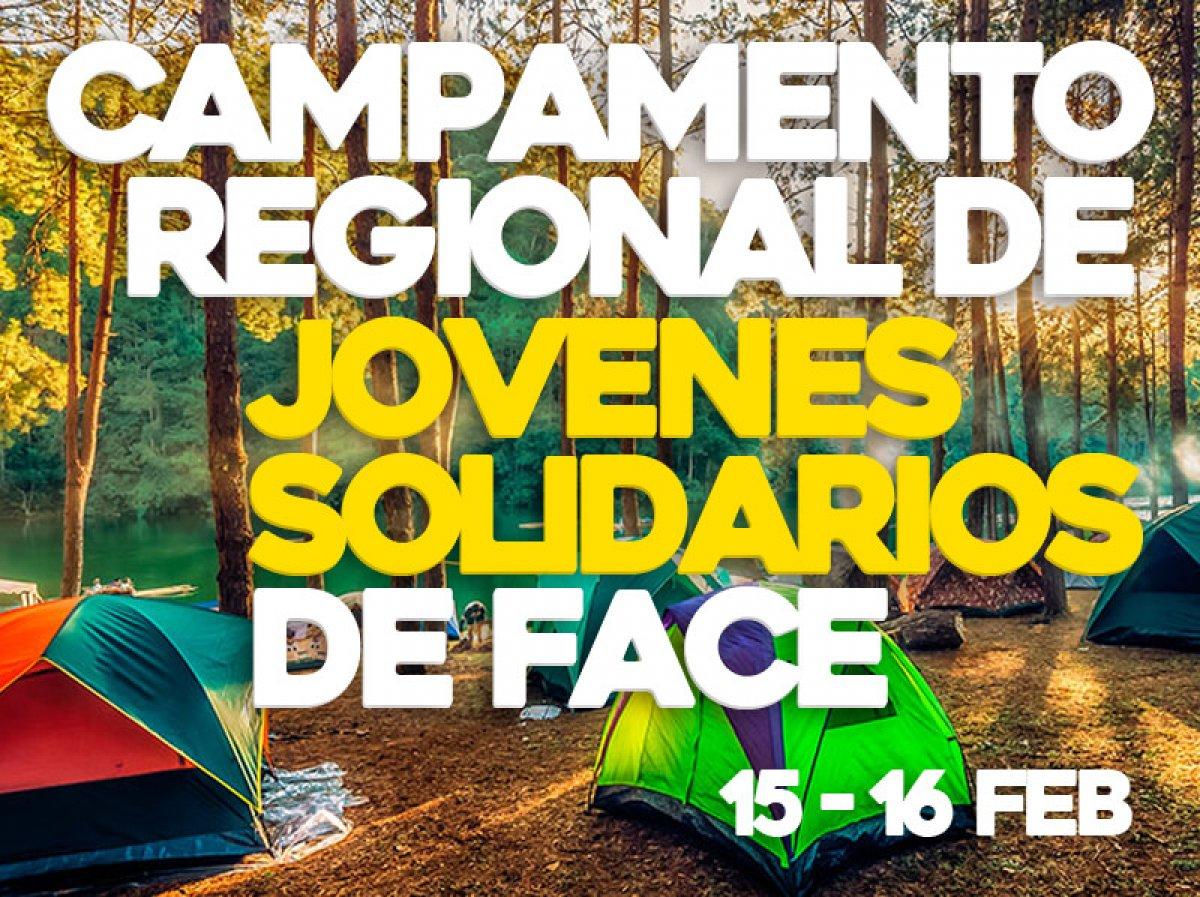 Campamento solidario de jovenes