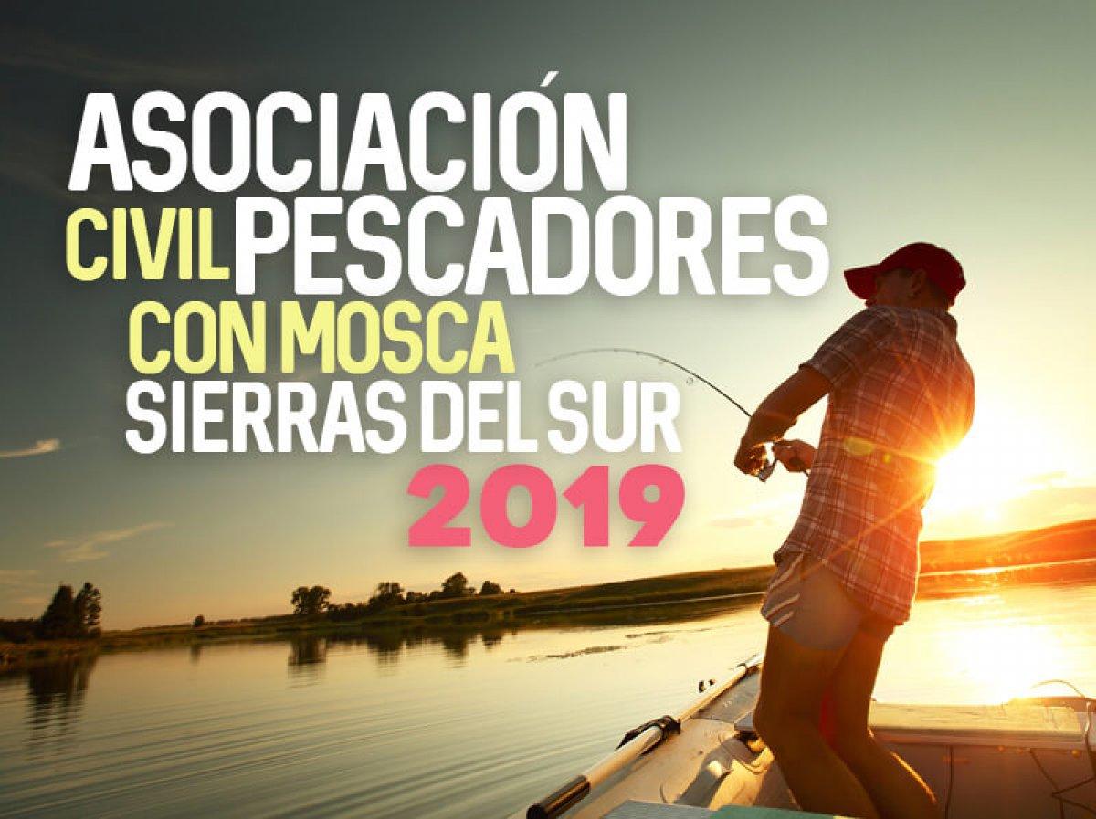 Asociación Civil Pescadores Con Mosca Sierras del Sur 2019