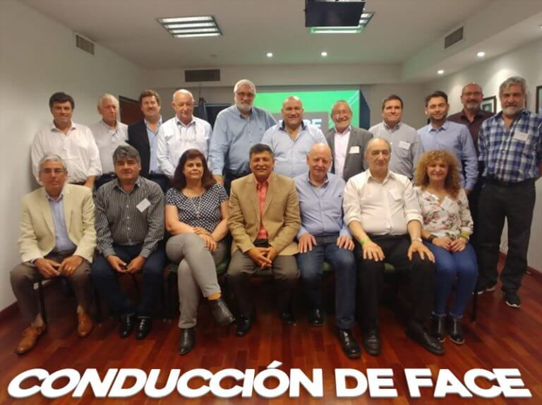 Conduccion de FACE
