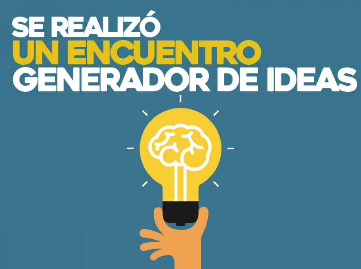 Encuentro Generador de Ideas en Villa Carlos Paz