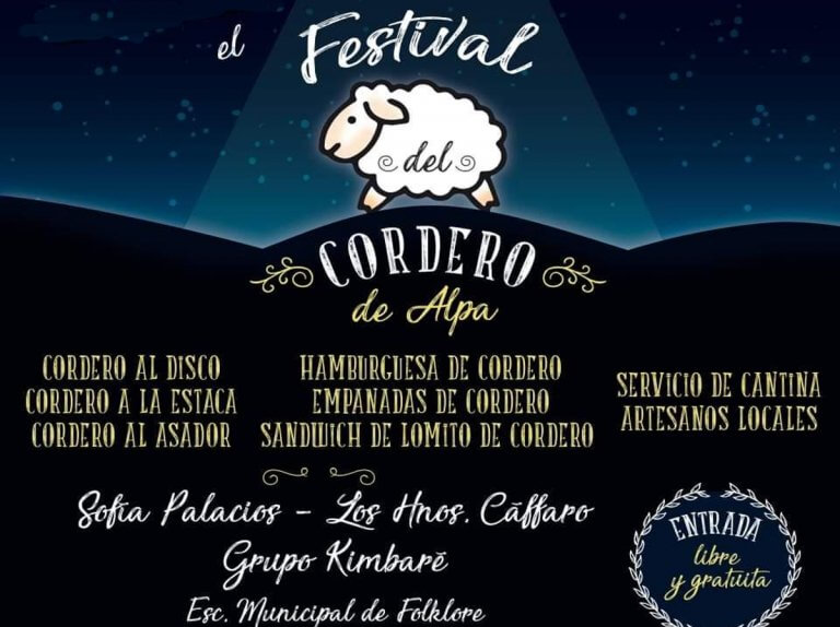 Festival del Cordero