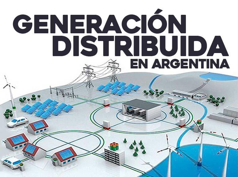 Generación Distributiva en Argentina