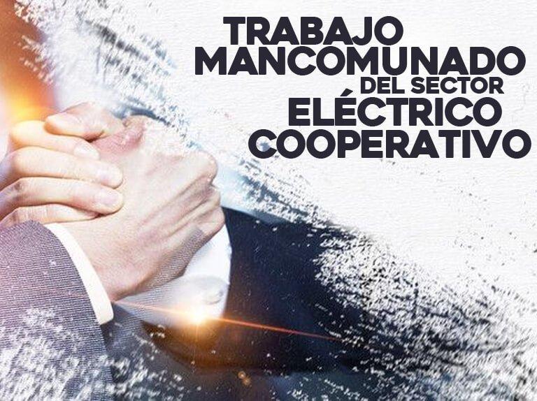trabajo mancomunado del sector eléctrico cooperativo