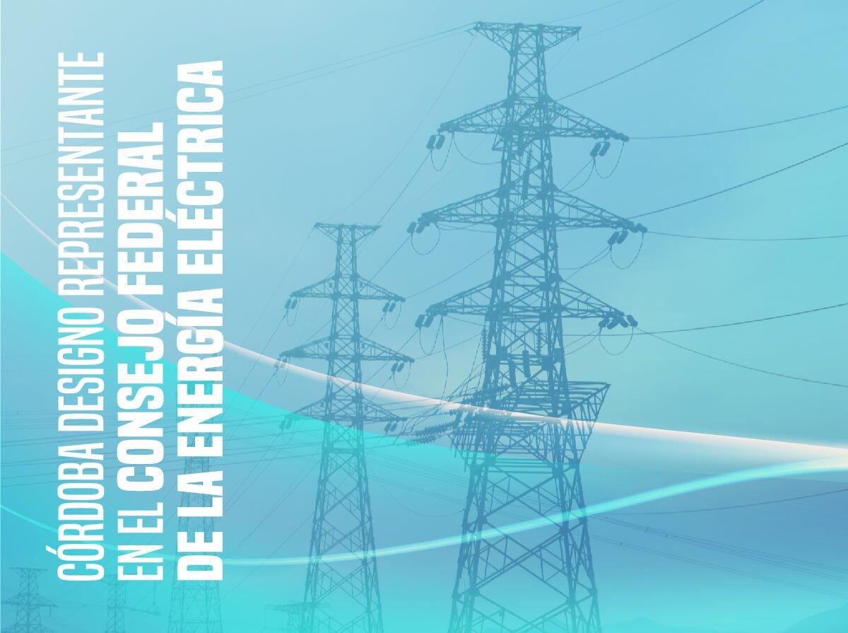 Se designo representante cooperativo en el Consejo Federal de la Energía Eléctrica