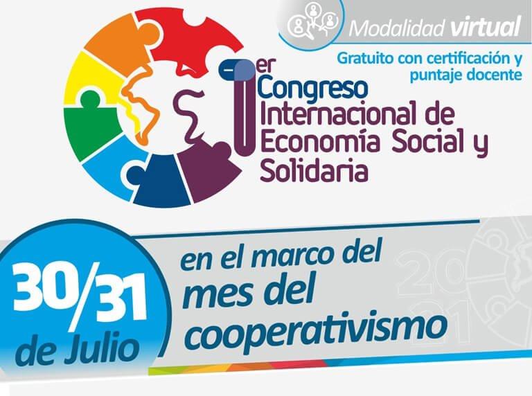 Se realiza el Primer Congreso Internacional de Economía Social y Solidaria